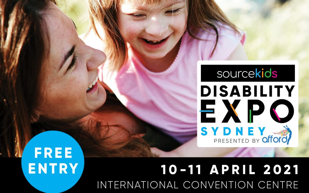 Source Kids Disability Expo 2021