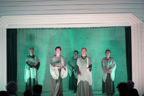 Spring Picnic and Eurythmy Performances
