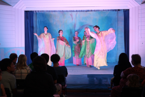 Spring Picnic and Eurythmy Performances 5