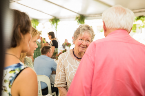 Warrah 50th Garden Party