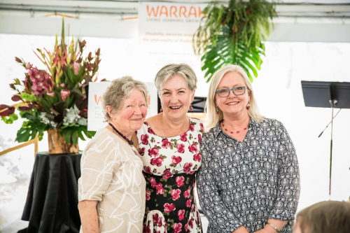 Warrah's 50th Garden Party